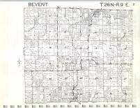 Bevent T26N-R9E, Marathon County 1968